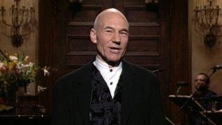 Saturday Night Live: Patrick Stewart