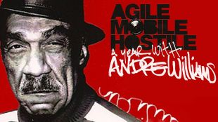 Agile, Mobile, Hostile: A Year with Andre Williams
