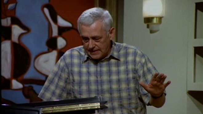 Frasier: Martin Does It His Way