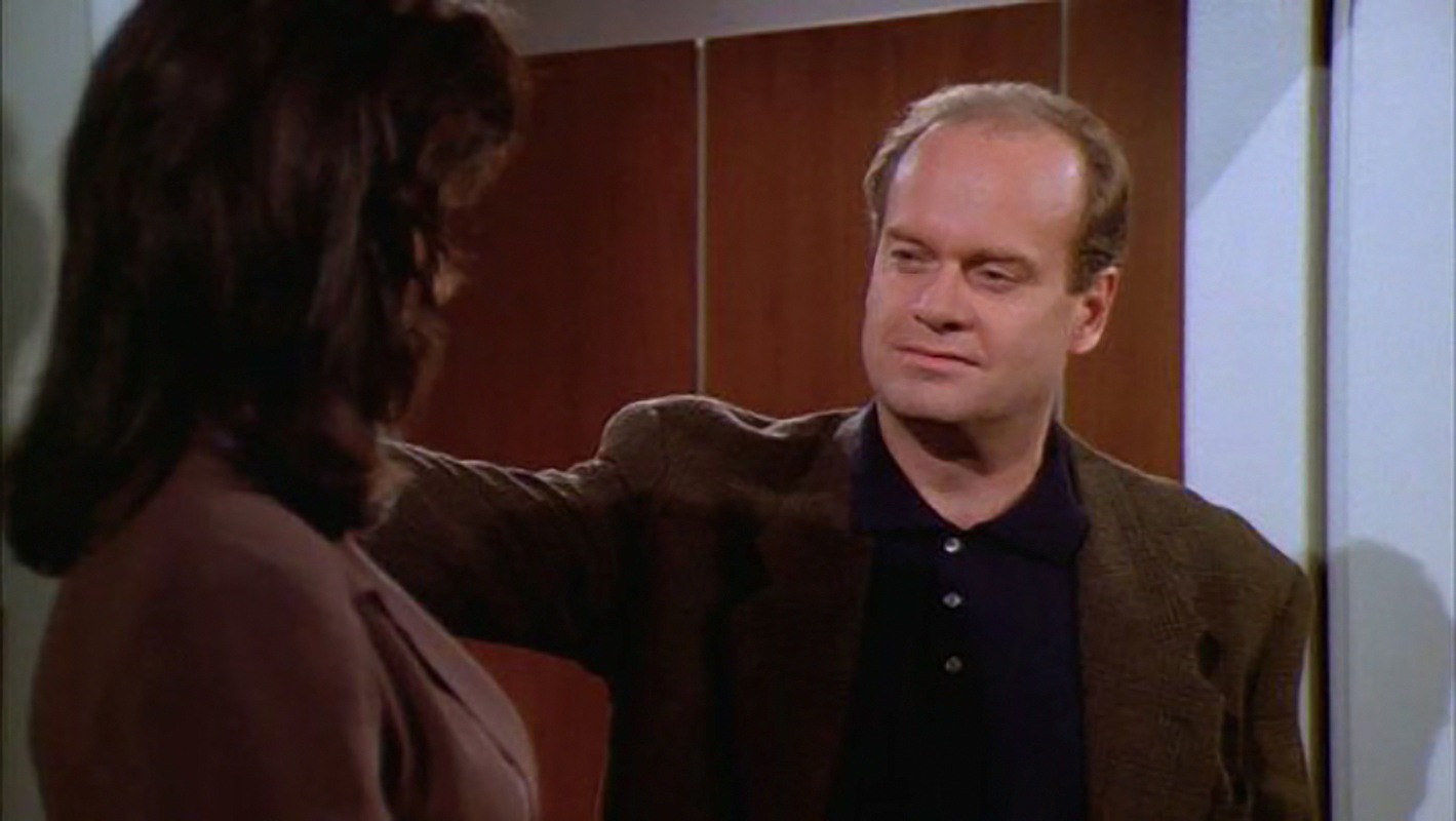Frasier: It's Hard to Say Goodbye If You Won't Leave