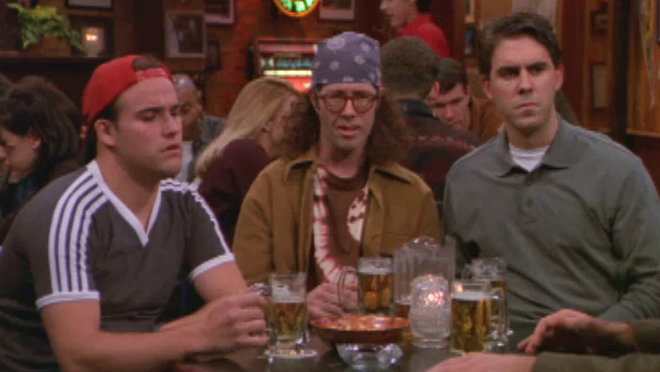 3rd Rock From the Sun: A Dick on One Knee