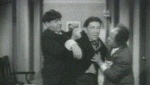 The Three Stooges : Brideless Groom