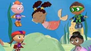Super Why!: The Little Mermaid