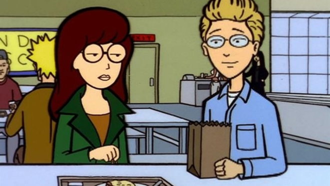 Daria: The New Kid