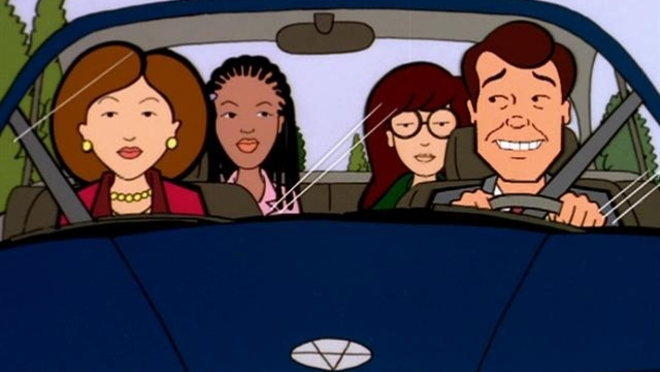 Daria: Gifted
