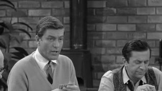 The Dick Van Dyke Show: A Nice, Friendly Game of Cards