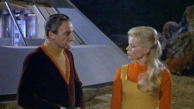 Lost in Space: West of Mars