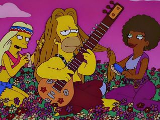The Simpsons: D'oh-in' in the Wind