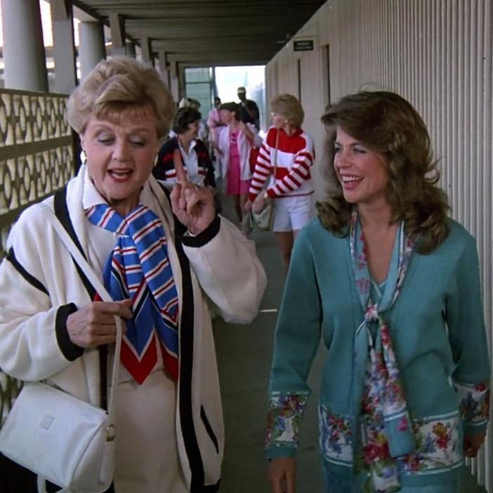 Murder, She Wrote: Menace Anyone?