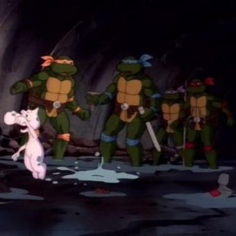 Teenage Mutant Ninja Turtles : The Big Zipp Attack