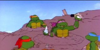Teenage Mutant Ninja Turtles: The Incredible Shrinking Turtles