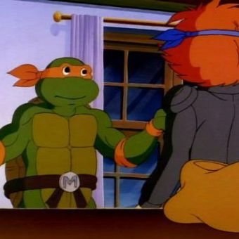 Teenage Mutant Ninja Turtles : The Gang's All Here