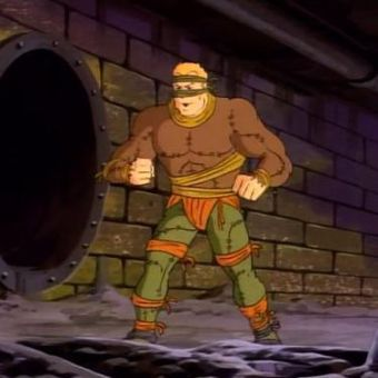Teenage Mutant Ninja Turtles : Were-Rats from Channel 6