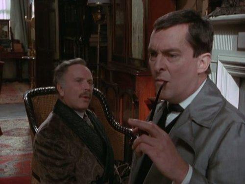 The Return of Sherlock Holmes: Wisteria Lodge