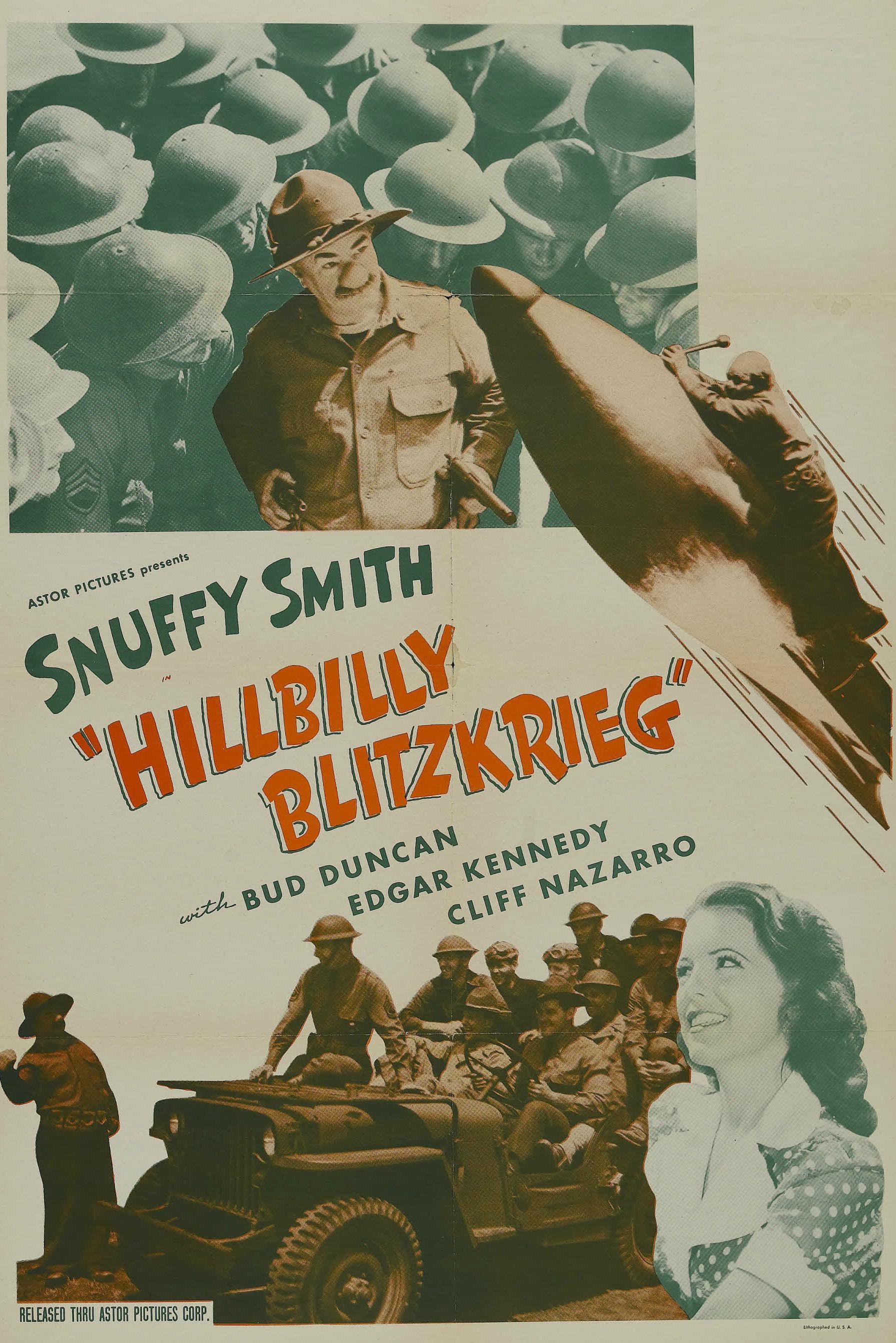 Hillbilly Blitzkrieg
