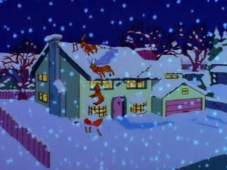 The Simpsons: Miracle on Evergreen Terrace