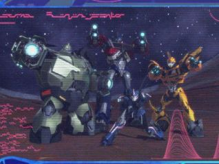 Transformers Prime: Darkness Rising, Part 1