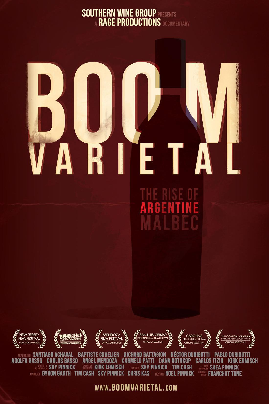 Boom Varietal: The Rise of Argentine Malbec