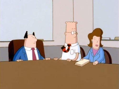 Dilbert: The Dupey