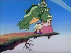 The Super Mario Bros. Super Show!: Butch Mario and the Luigi Kid