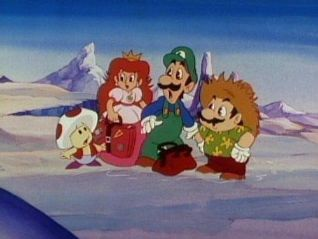 The Super Mario Bros. Super Show!: Koopa Klaus