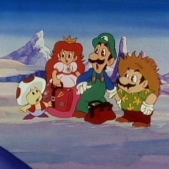 The Super Mario Bros. Super Show! : Koopa Claus