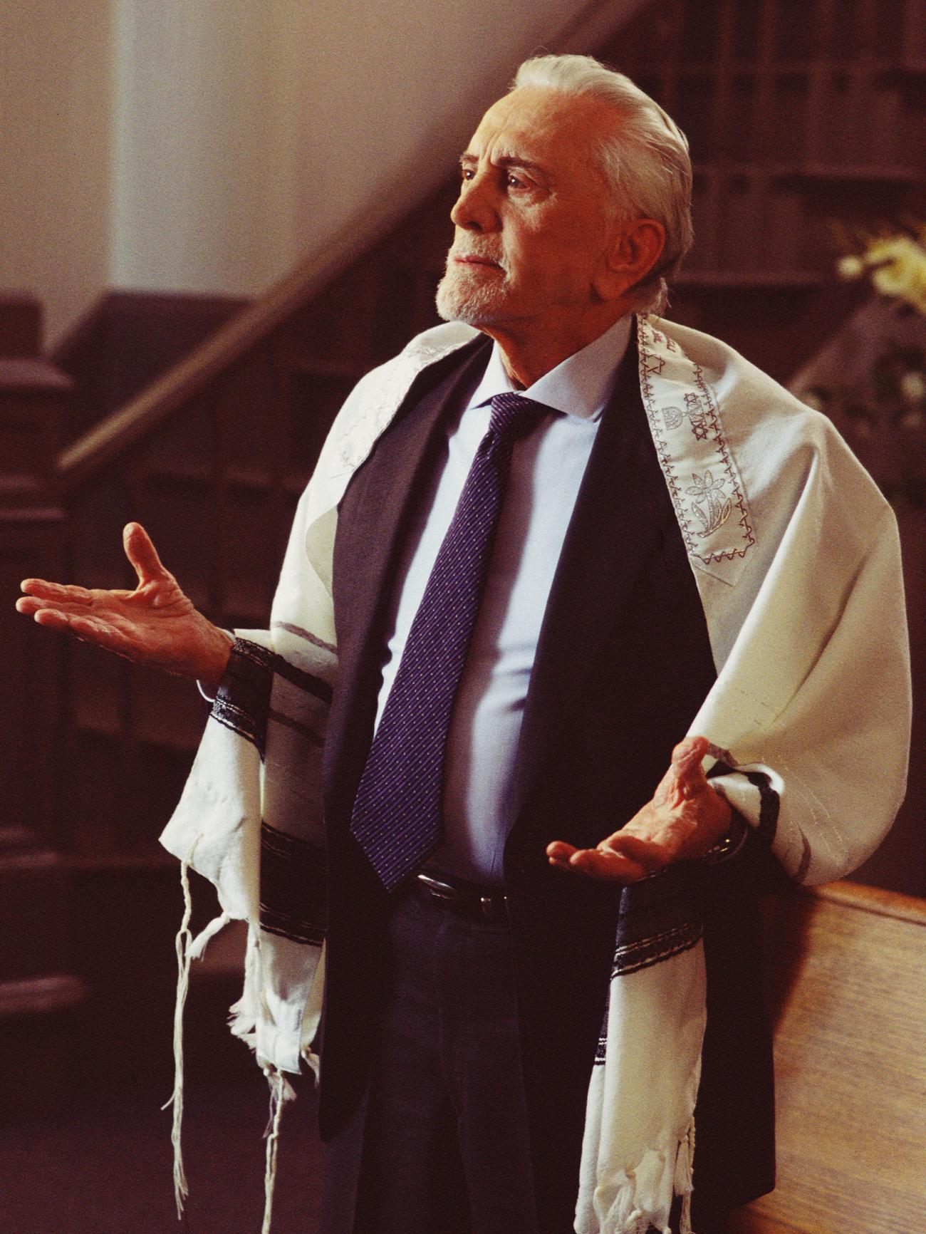 Touched by an Angel: Bar Mitzvah