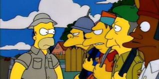 The Simpsons: Homer the Vigilante