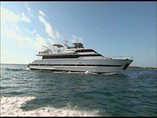 Laura McKenzie's Traveler: Mega-Yacht Escapes