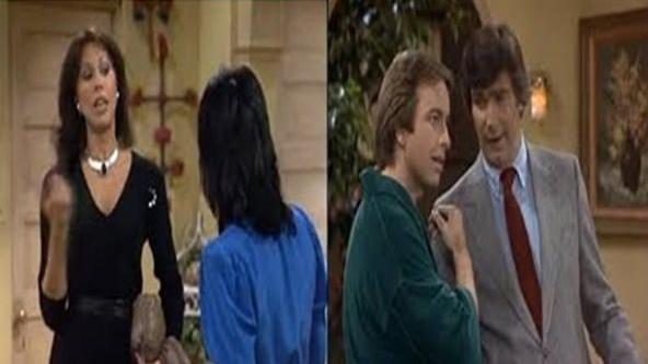 Three's Company: An Affair to Forget