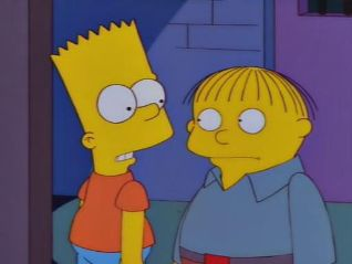 The Simpsons: This Little Wiggy