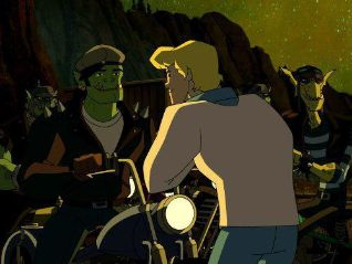 Scooby-Doo! Mystery Incorporated: The Wild Brood