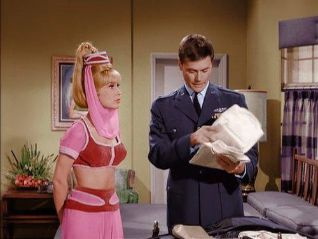 I Dream of Jeannie: How Lucky Can You Get?