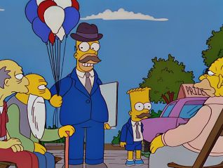 The Simpsons: The Great Money Caper
