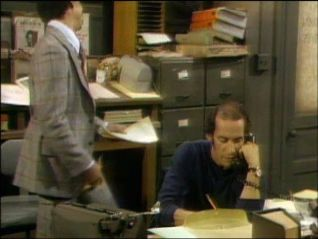 Barney Miller: The Layoff