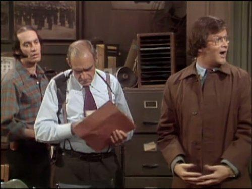 Barney Miller: Fear of Flying