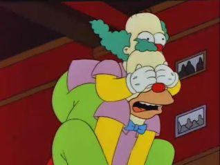 The Simpsons: Homie the Clown
