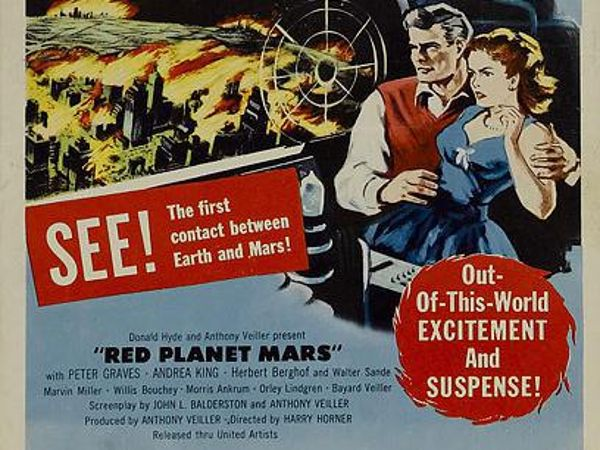 red planet mars 1952 dvd - photo #7