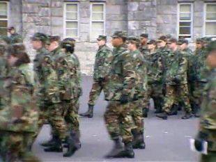 Surviving West Point : Women Warriors