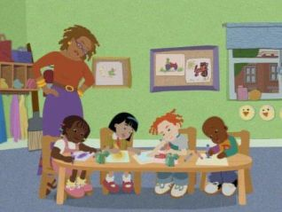 Little Bill: Picture Day