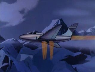 Jonny Quest: Monsters in the Monastery