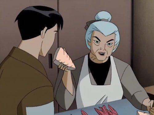 Batman Beyond: Curse of the Kobra, Part 1