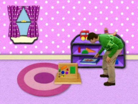Blue's Clues : Joe Gets a Clue