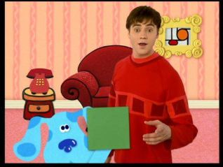 Blue's Clues: Shape Searchers