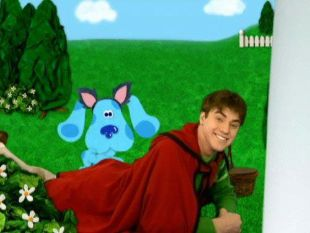 Blue's Clues: Can You Help?
