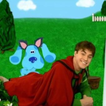 Blue's Clues : Can You Help?