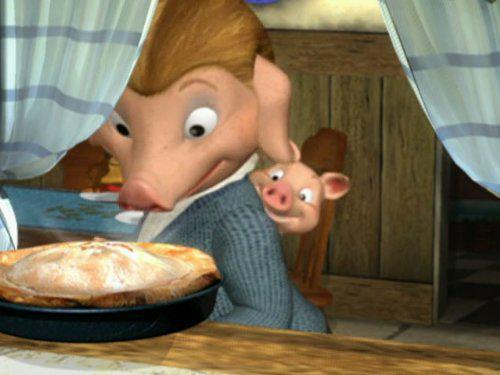 Jakers! The Adventures of Piggley Winks: Pie Filling