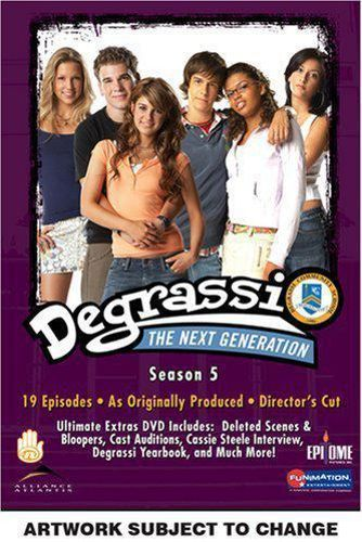Degrassi : Tears Are Not Enough