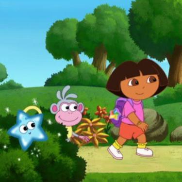 Dora the Explorer: Star Catcher