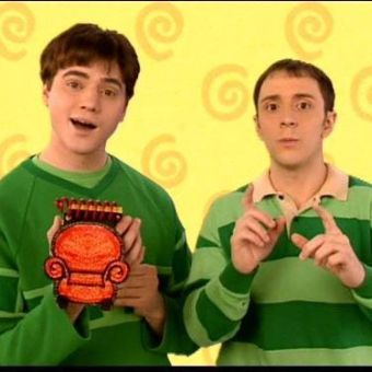 Blue's Clues : Steve Goes to College